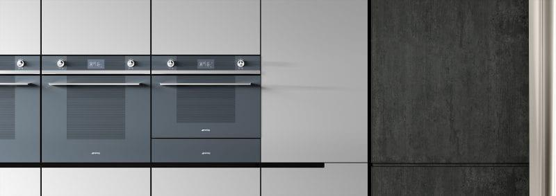 """""""LINEA"""" BY SMEG EVOLVES WITH STYLE 3"""