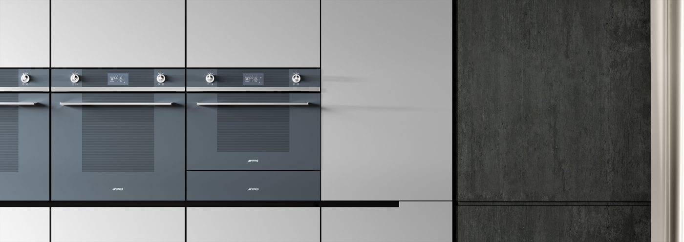 """LINEA"" BY SMEG EVOLVES WITH STYLE 1"