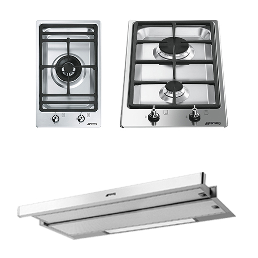 Domino Gas Hobs and Cooker Hood package 2