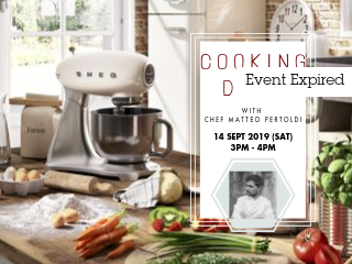 SMEG Cooking Demo with Chef Matteo 20