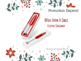 Wish Upon A Smeg Festive Giveaway T&C 7